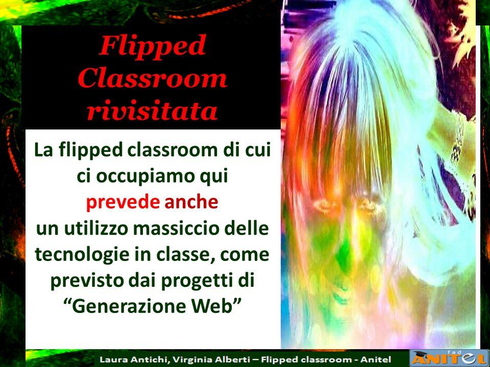 Flipped Classroom rivisitata
