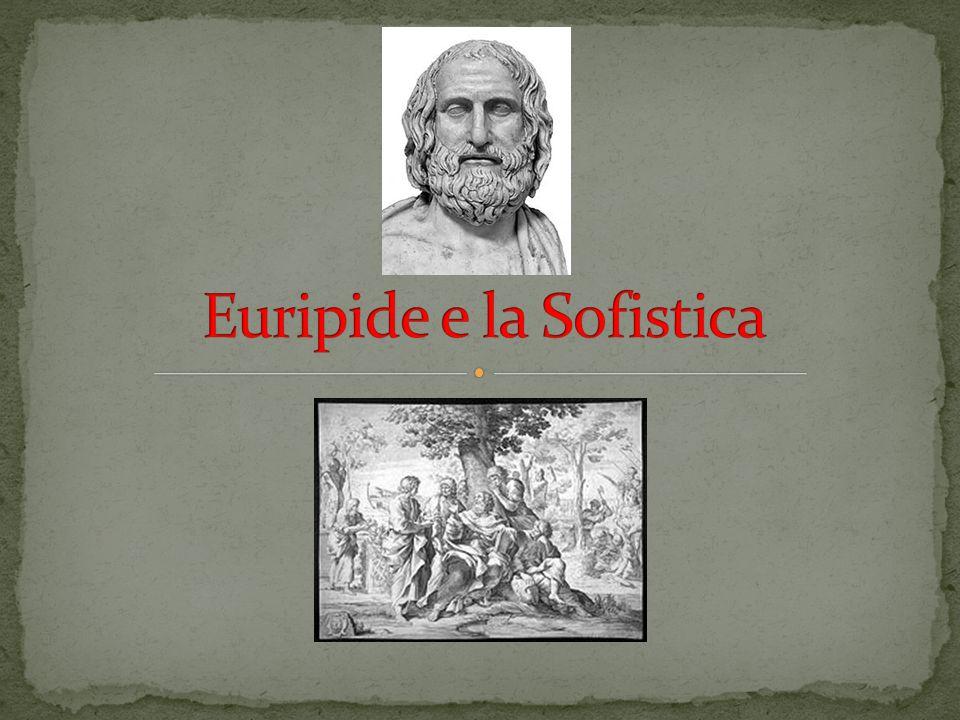 Euripide e la Sofistica