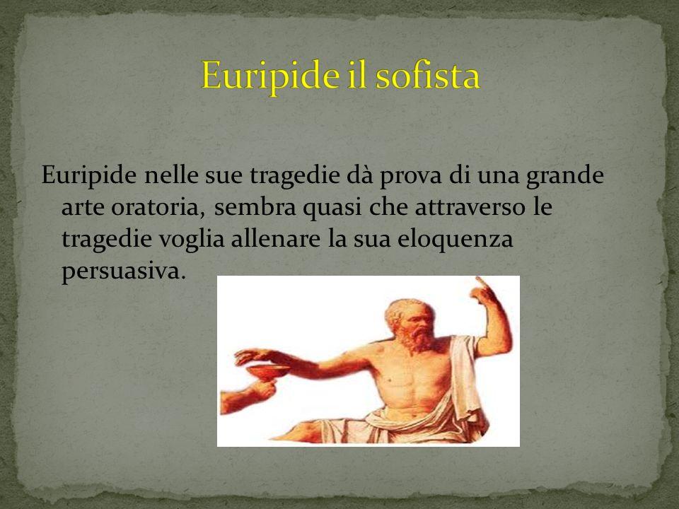 Euripide il sofista