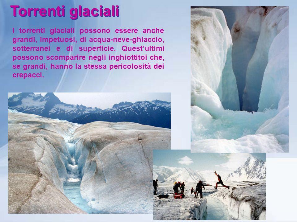 Torrenti glaciali
