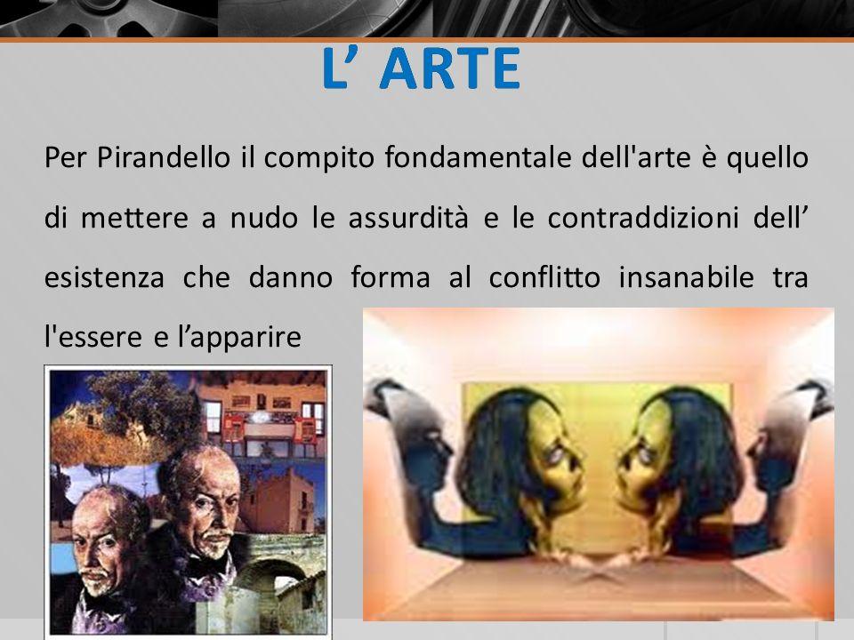 L' ARTE