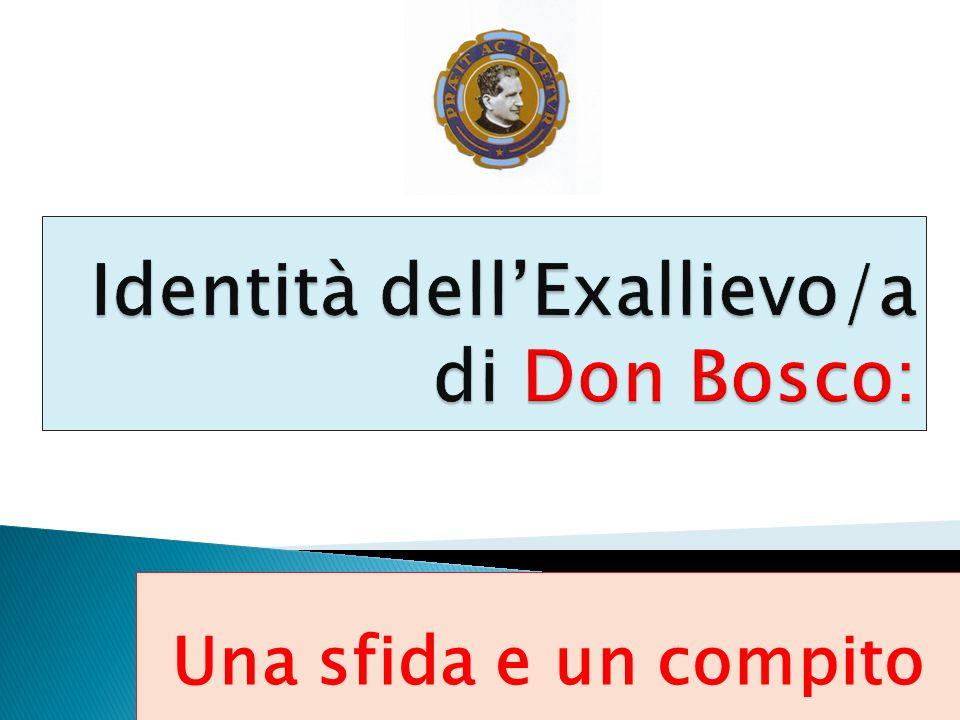 Identità dell'Exallievo/a di Don Bosco: