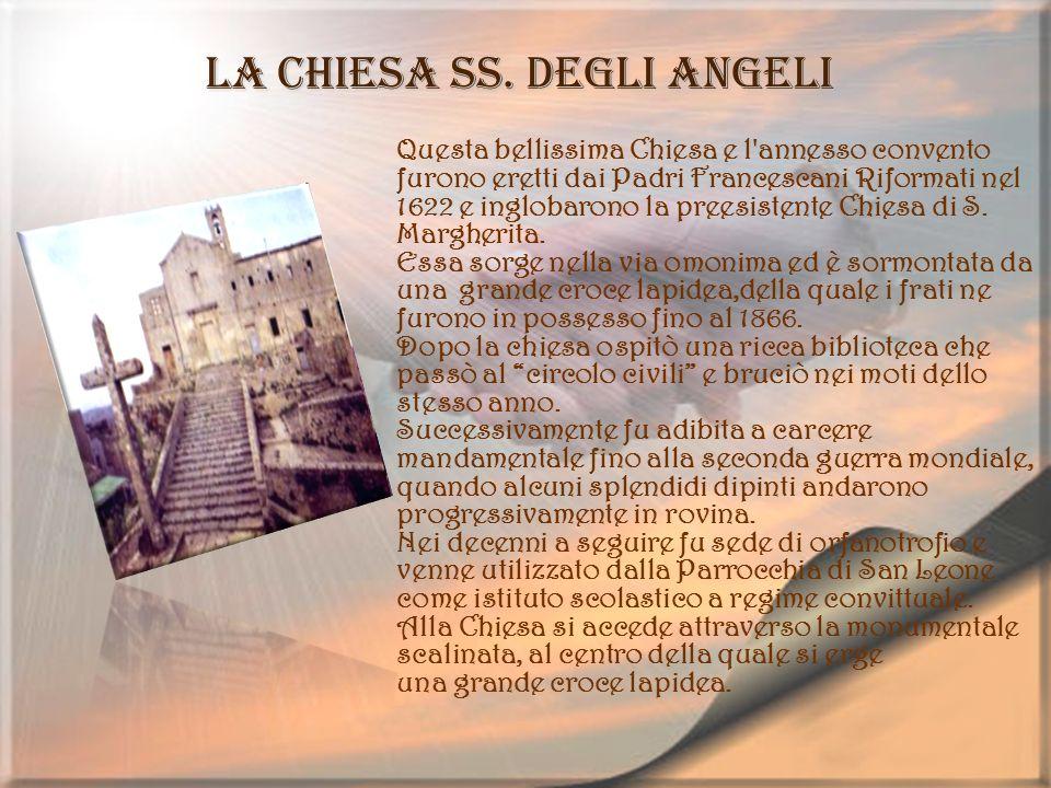 La Chiesa SS. degli Angeli