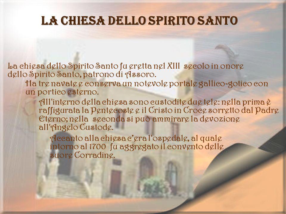 La Chiesa dello Spirito Santo