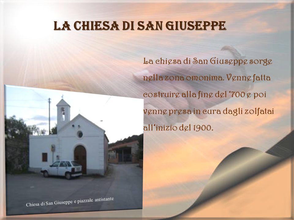 La Chiesa di San Giuseppe