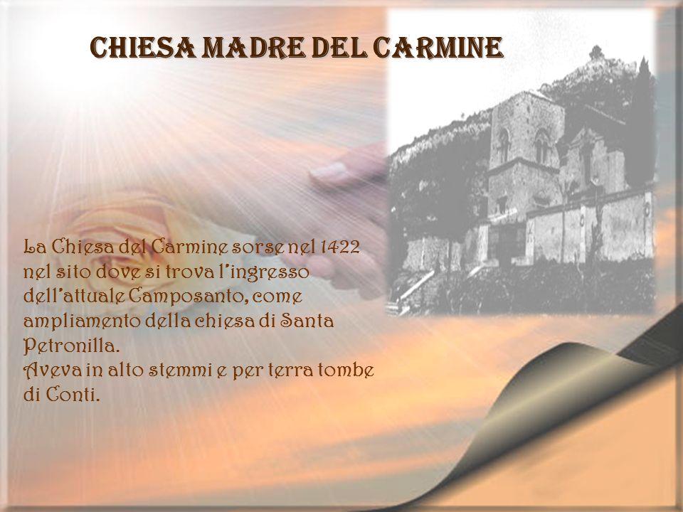 Chiesa Madre del Carmine