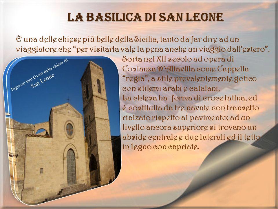 La basilica di San Leone
