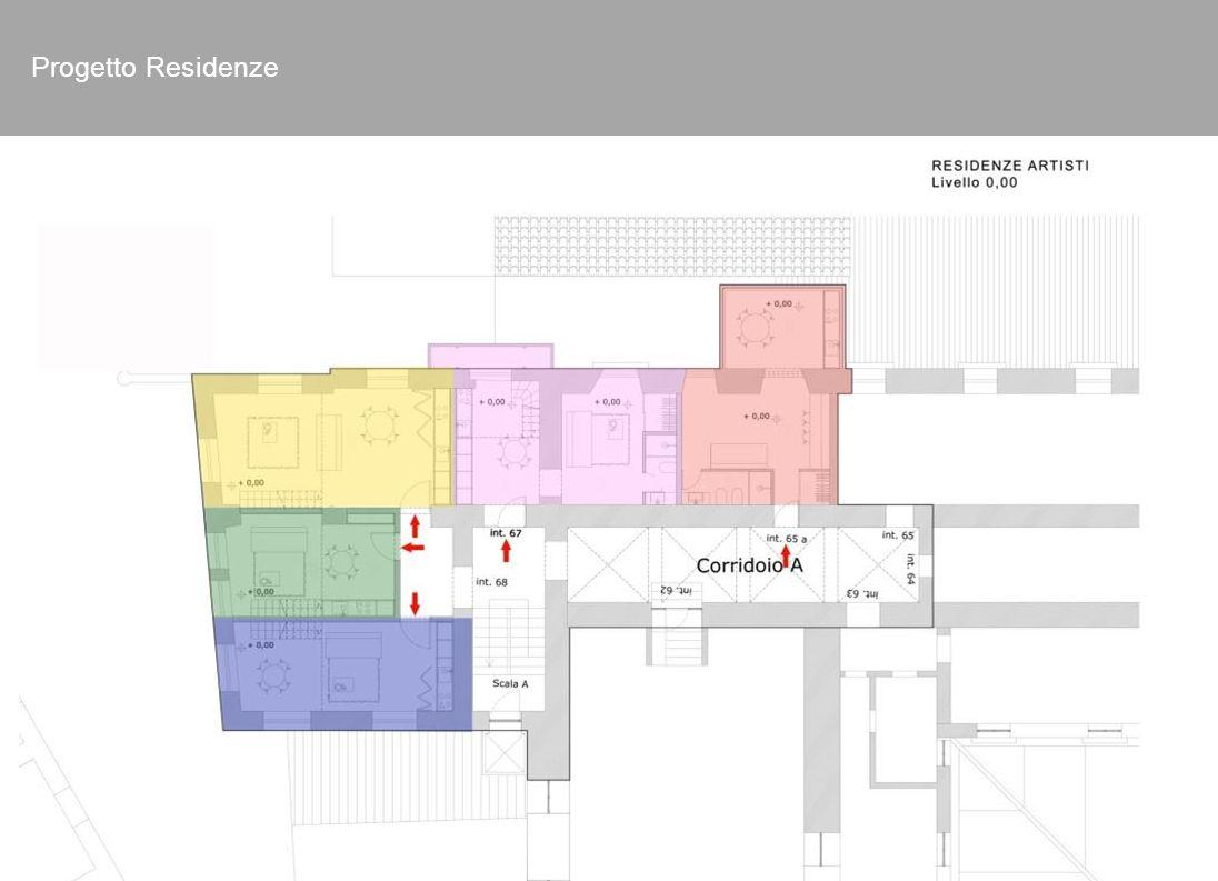 Progetto Residenze
