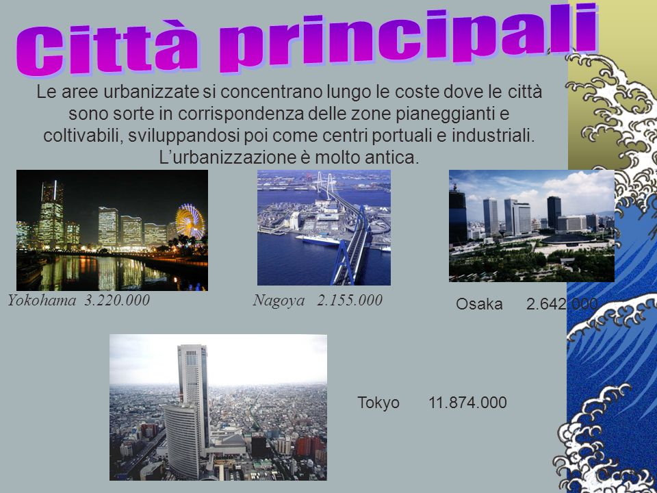 Città principali