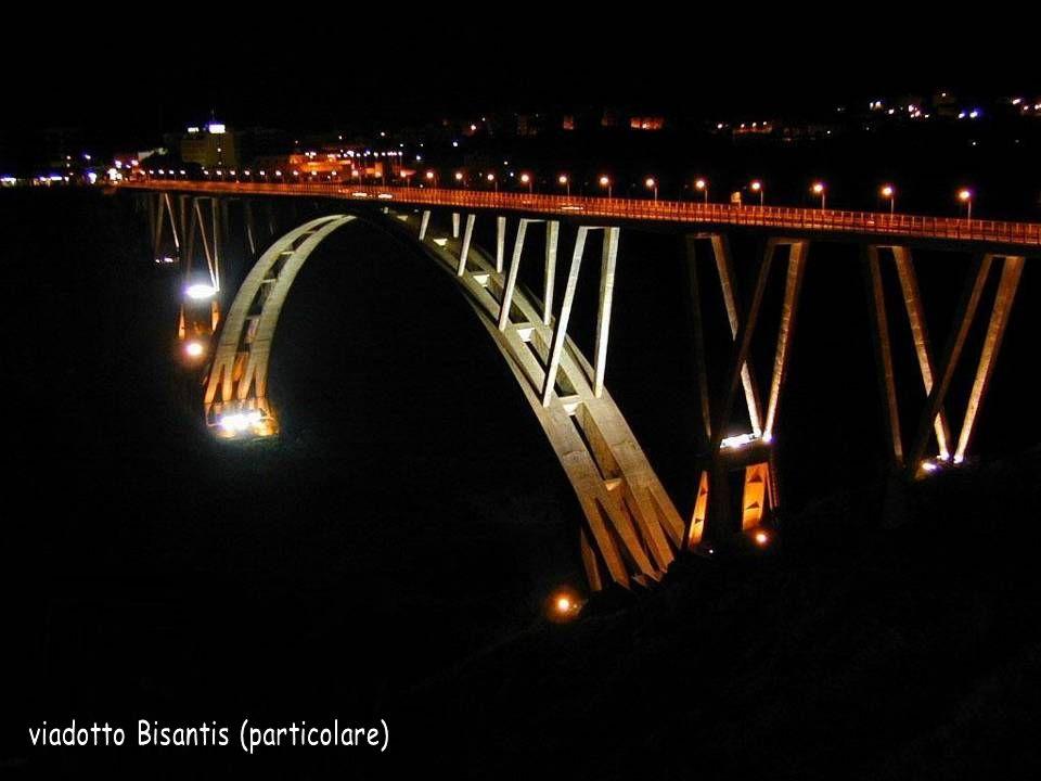 viadotto Bisantis (particolare)