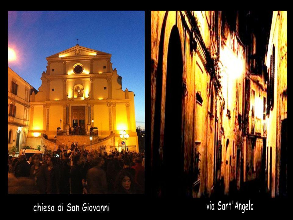 via Sant Angelo chiesa di San Giovanni
