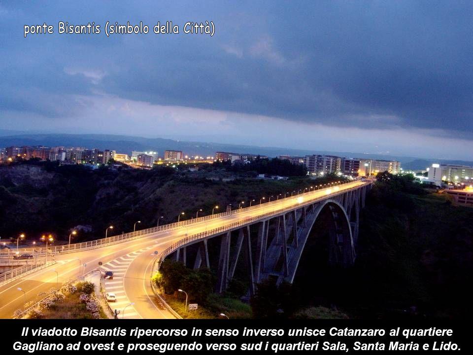 ponte Bisantis (simbolo della Città)