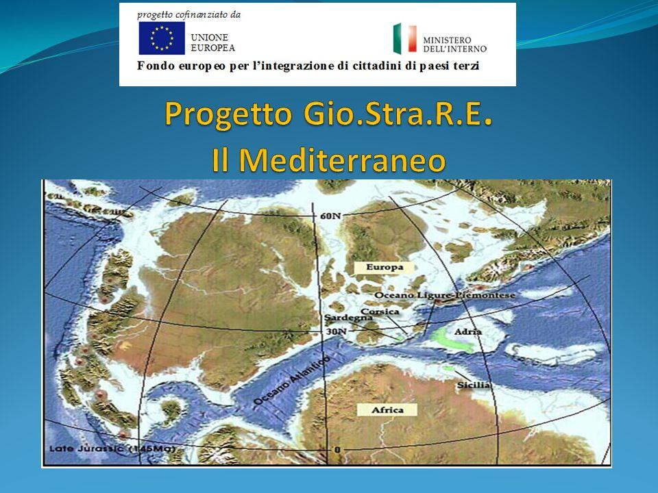 Progetto Gio.Stra.R.E. Il Mediterraneo