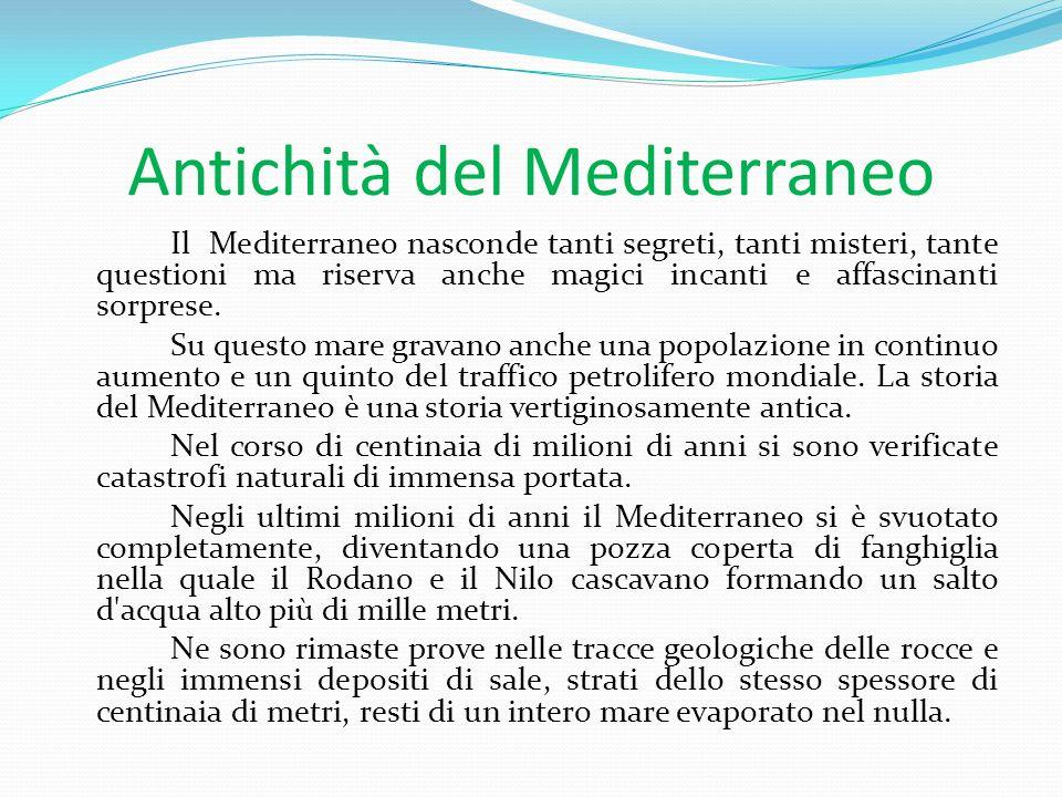Antichità del Mediterraneo