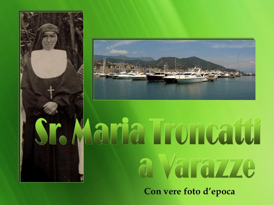 Sr. Maria Troncatti a Varazze