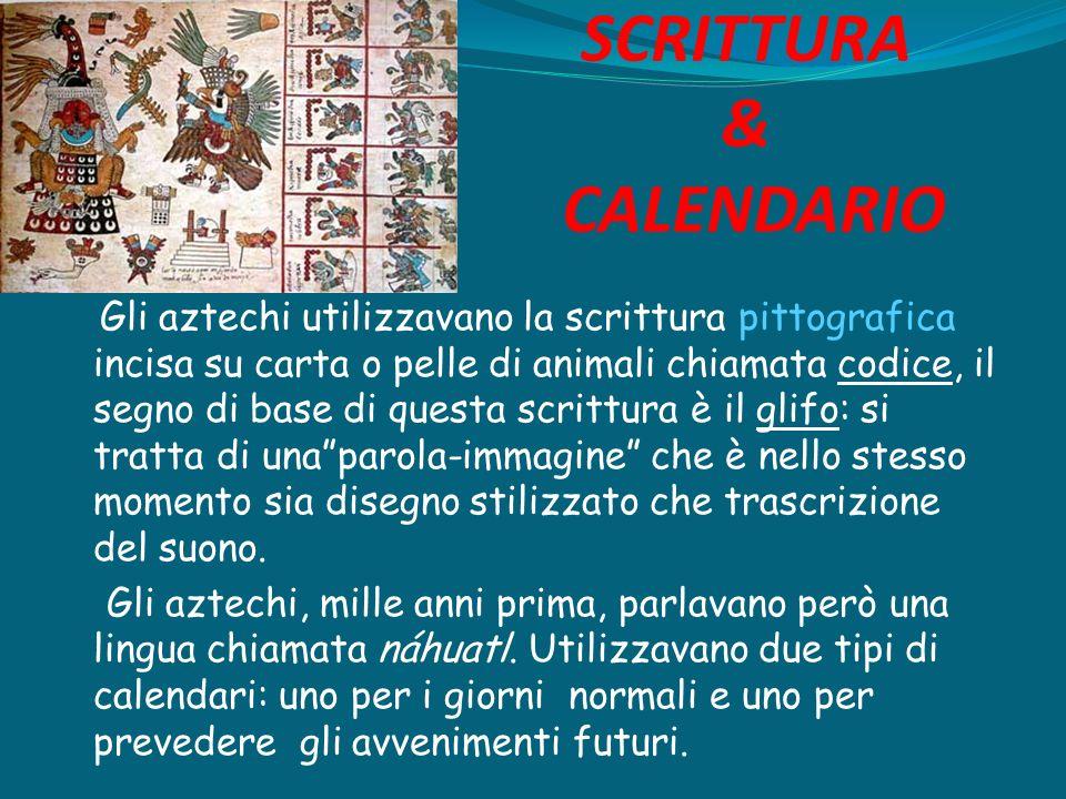 SCRITTURA & CALENDARIO