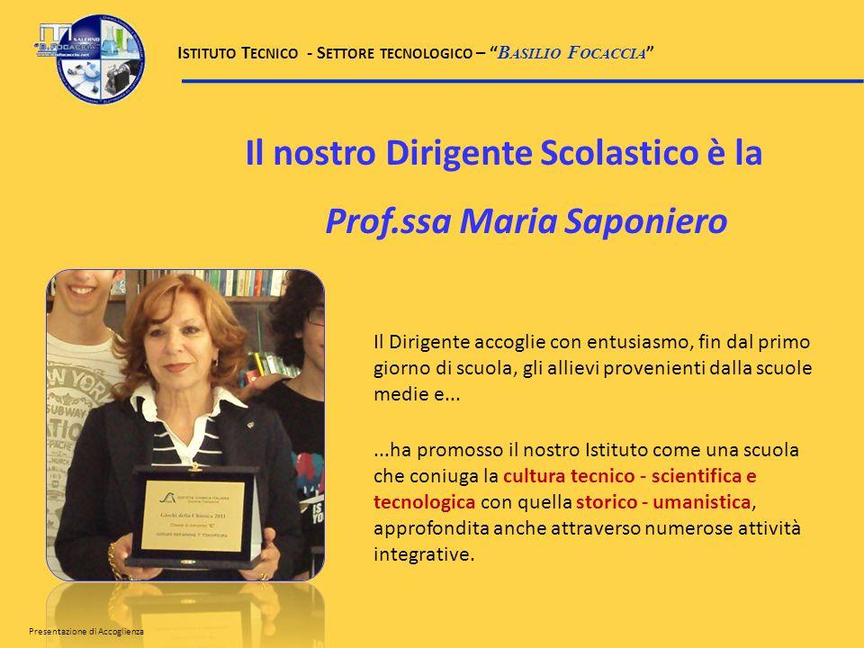 Prof.ssa Maria Saponiero