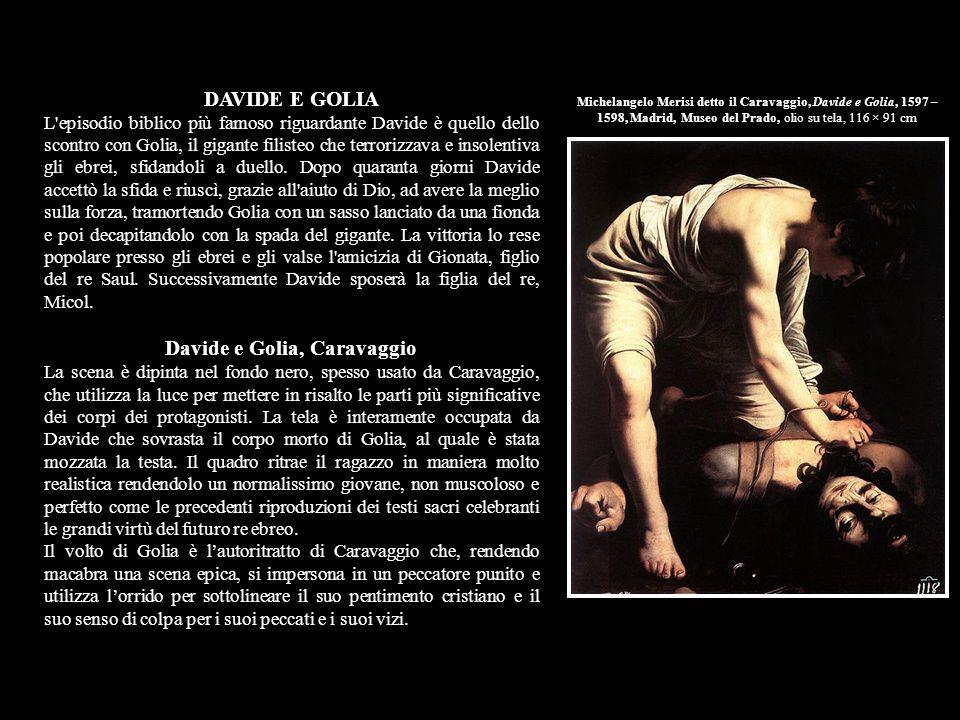 Davide e Golia, Caravaggio