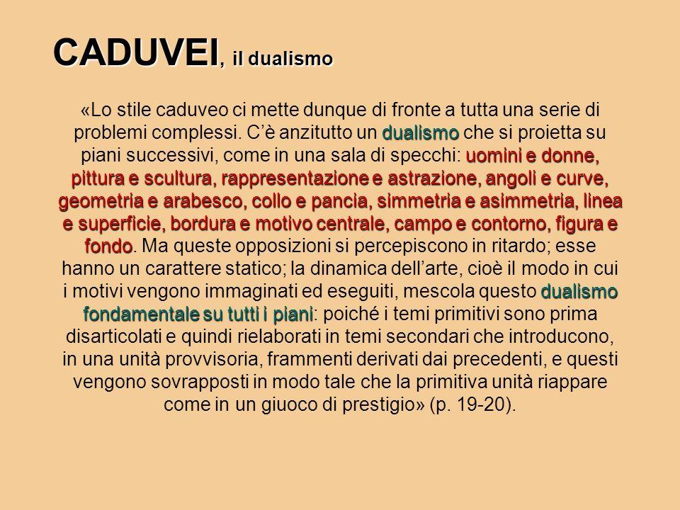 CADUVEI, il dualismo