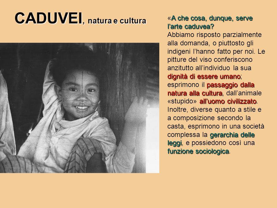 CADUVEI, natura e cultura