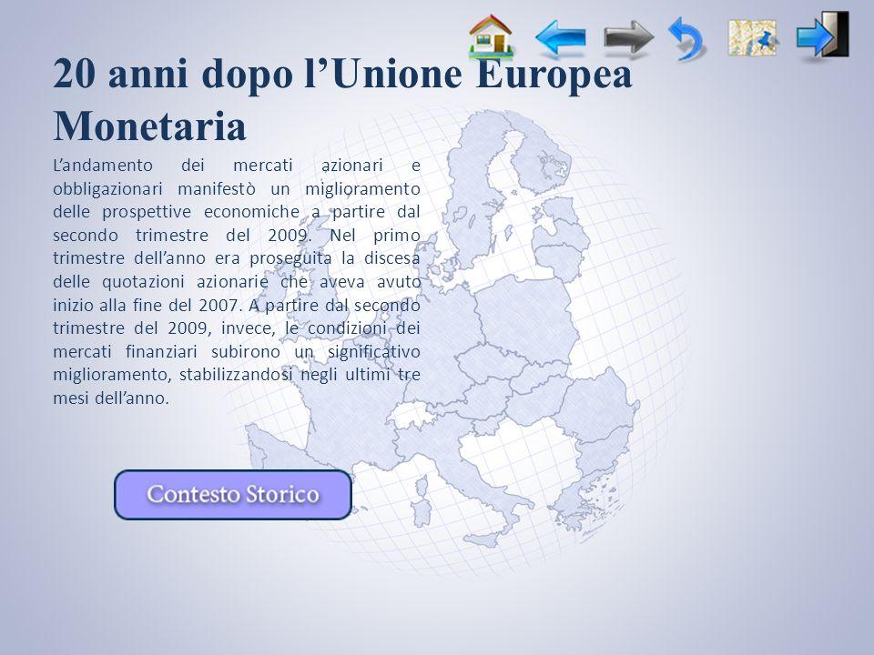 20 anni dopo l'Unione Europea Monetaria