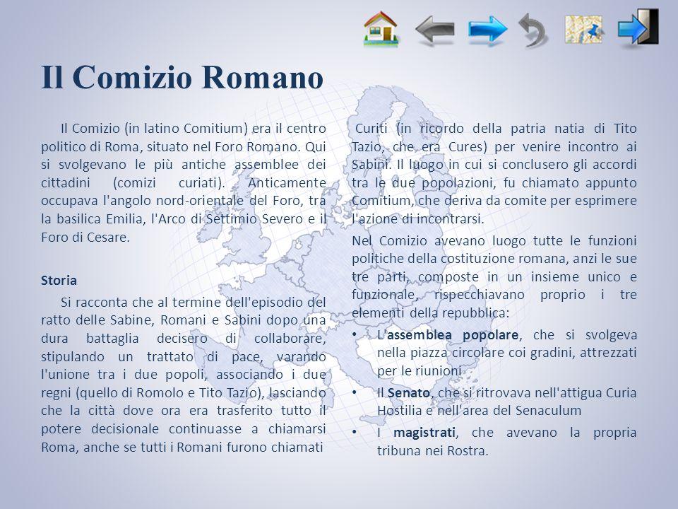 Il Comizio Romano