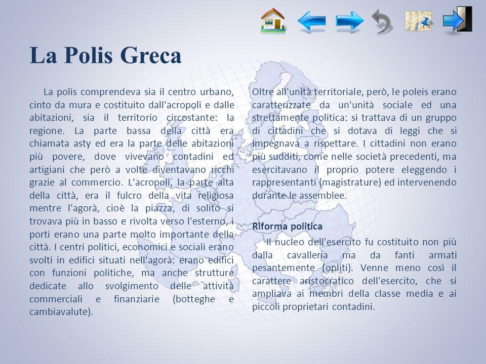 La Polis Greca