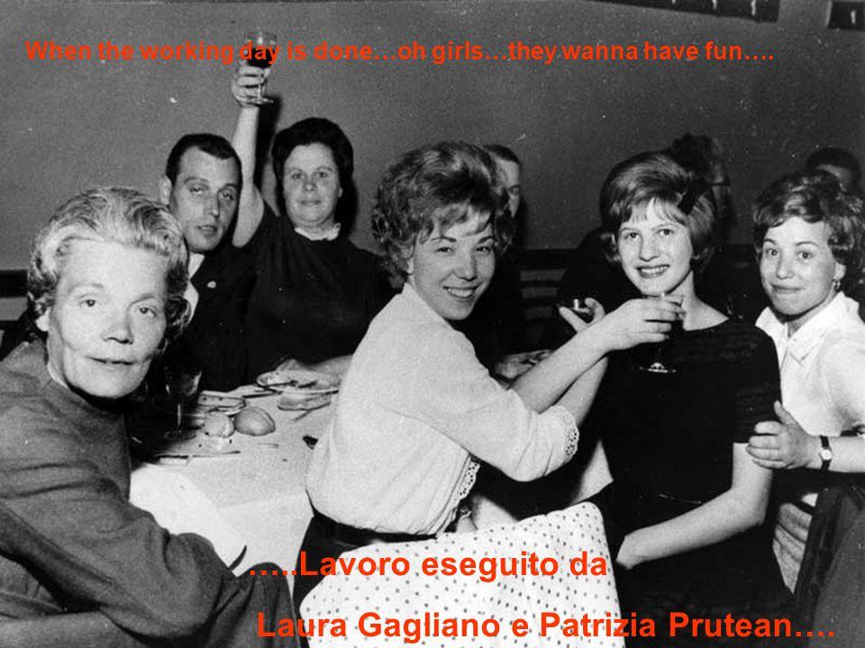 Laura Gagliano e Patrizia Prutean….