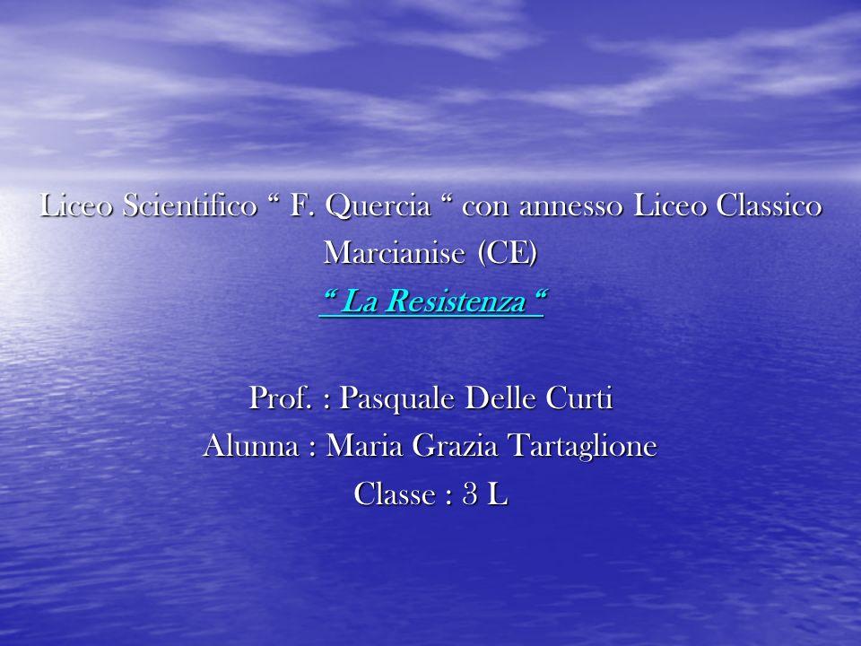 Liceo Scientifico F. Quercia con annesso Liceo Classico