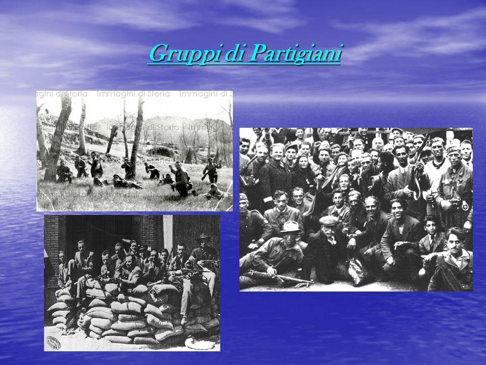 Gruppi di Partigiani