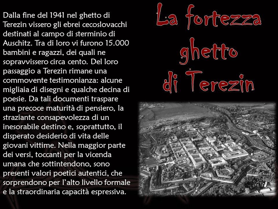 La fortezza ghetto di Terezin