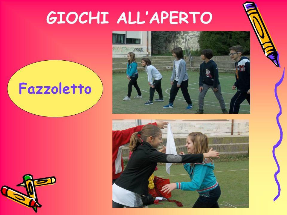 GIOCHI ALL'APERTO Fazzoletto