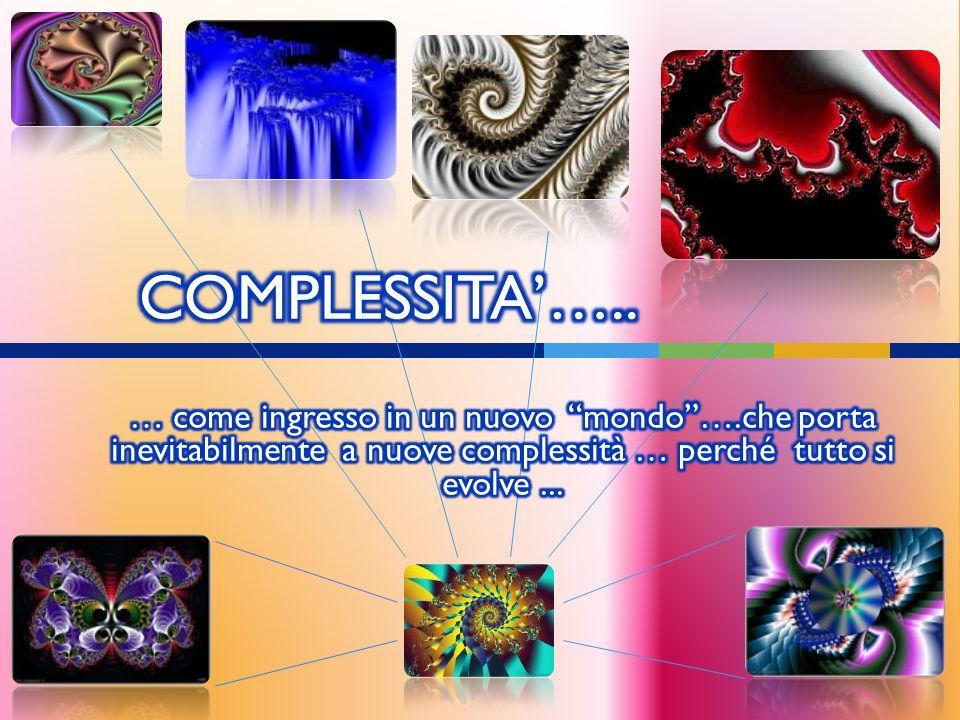 COMPLESSITA'…..