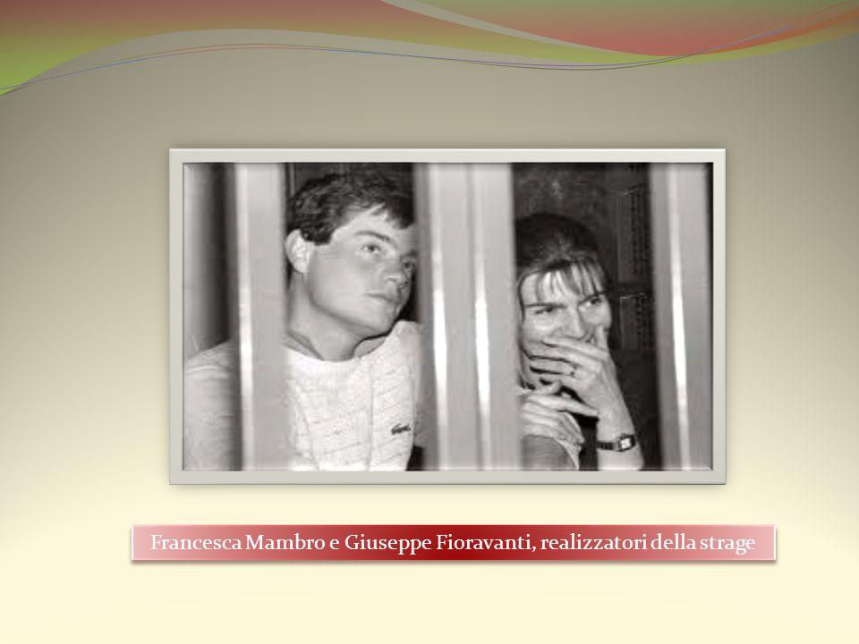 Francesca Mambro e Giuseppe Fioravanti, realizzatori della strage