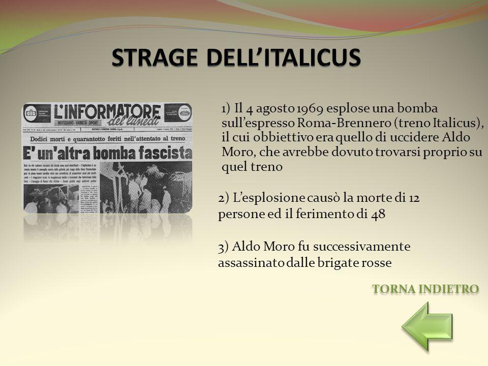 STRAGE DELL'ITALICUS