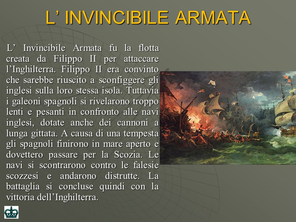 L' INVINCIBILE ARMATA
