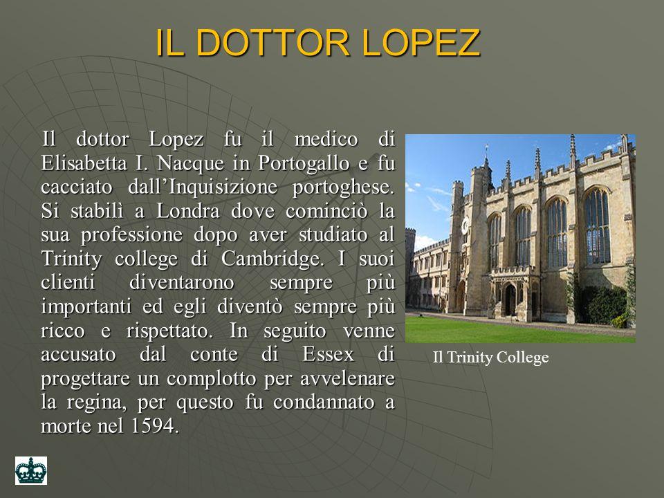 IL DOTTOR LOPEZ