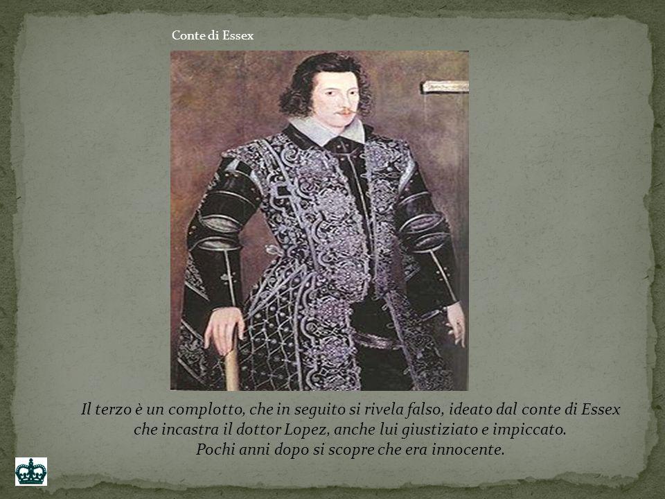 Conte di Essex