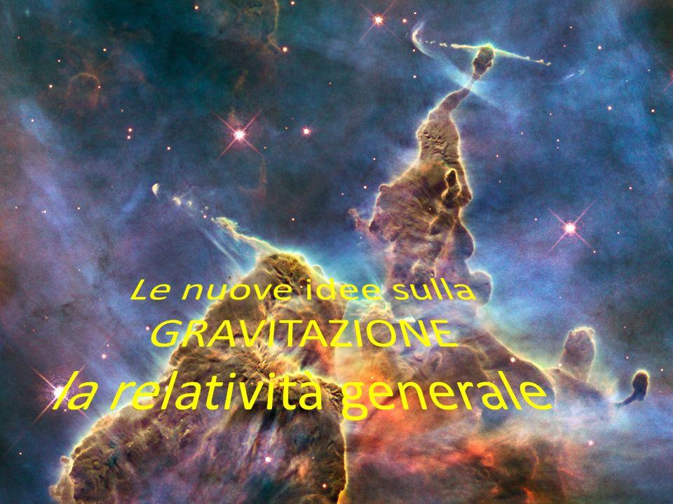 la relatività generale