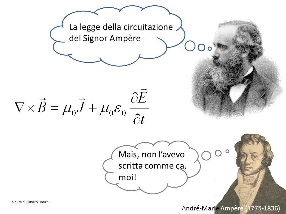 La legge della circuitazione del Signor Ampère