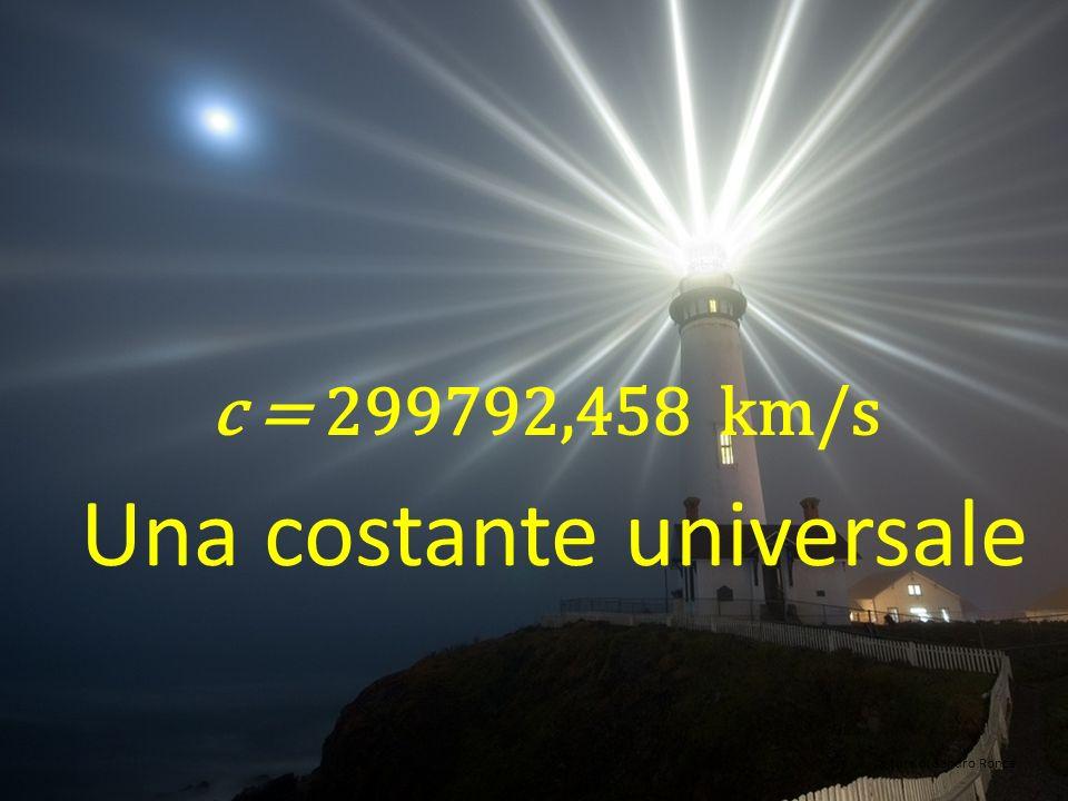 Una costante universale