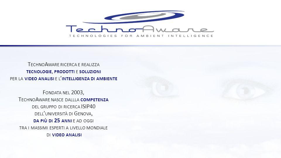 TechnoAware ricerca e realizza tecnologie, prodotti e soluzioni