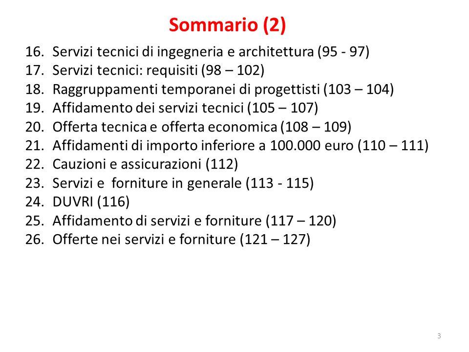 Sommario (2)