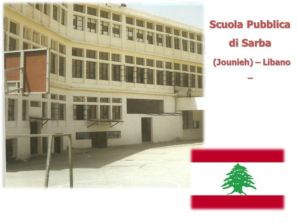 Scuola Pubblica di Sarba