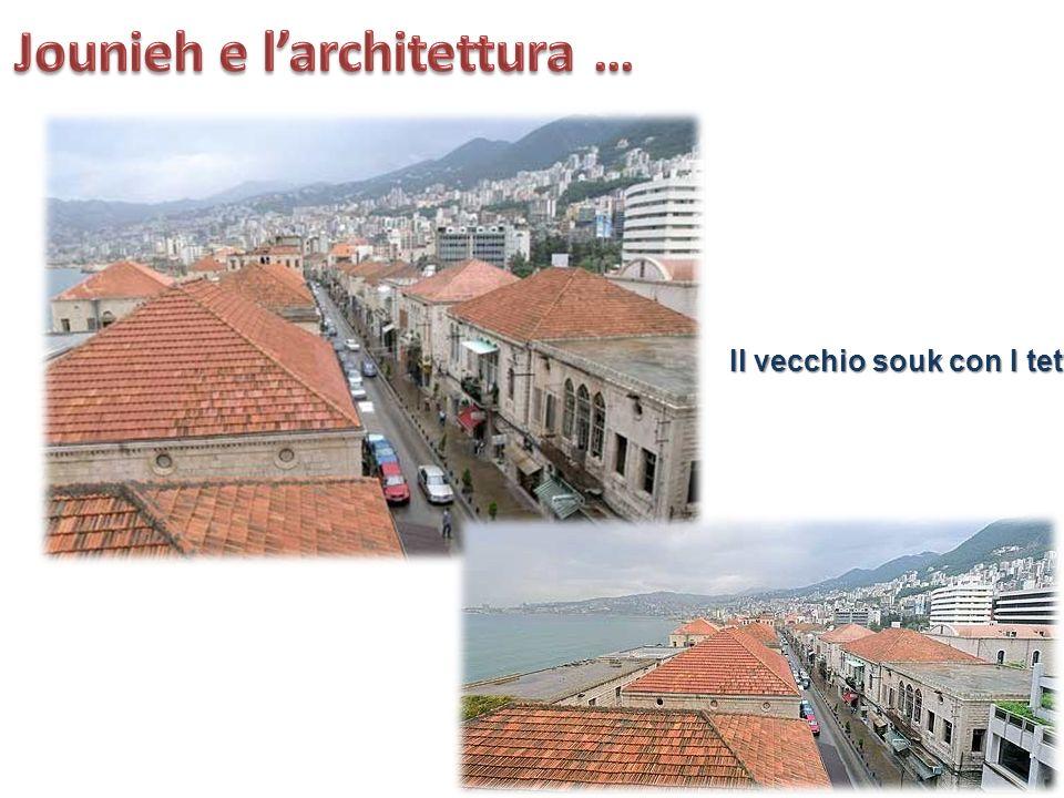 Jounieh e l'architettura …
