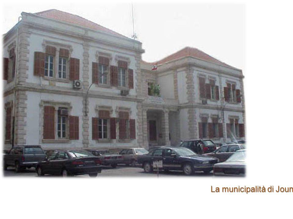 La municipalità di Jounieh