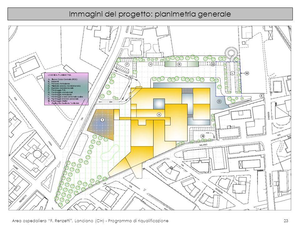 Immagini del progetto: planimetria generale