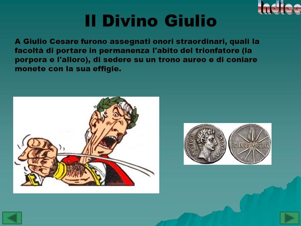 Indice Il Divino Giulio