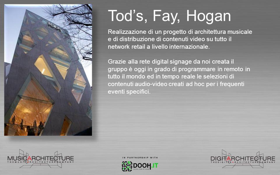 Tod's, Fay, Hogan