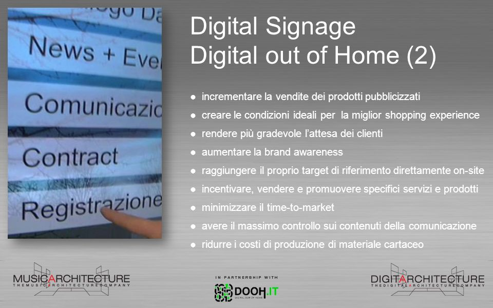 Digital Signage Digital out of Home (2)